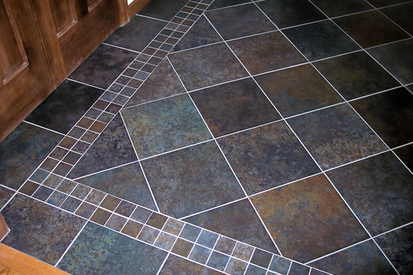 Floor tile border designs for Floor tiles border design